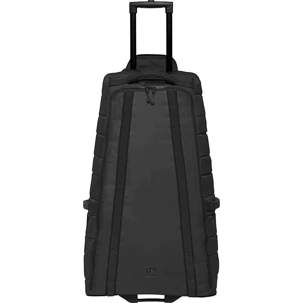 デューシュバッグス DoucheBags ユニセックス スーツケース・キャリーバッグ バッグ【big bastard 90l roller bag】Black Out