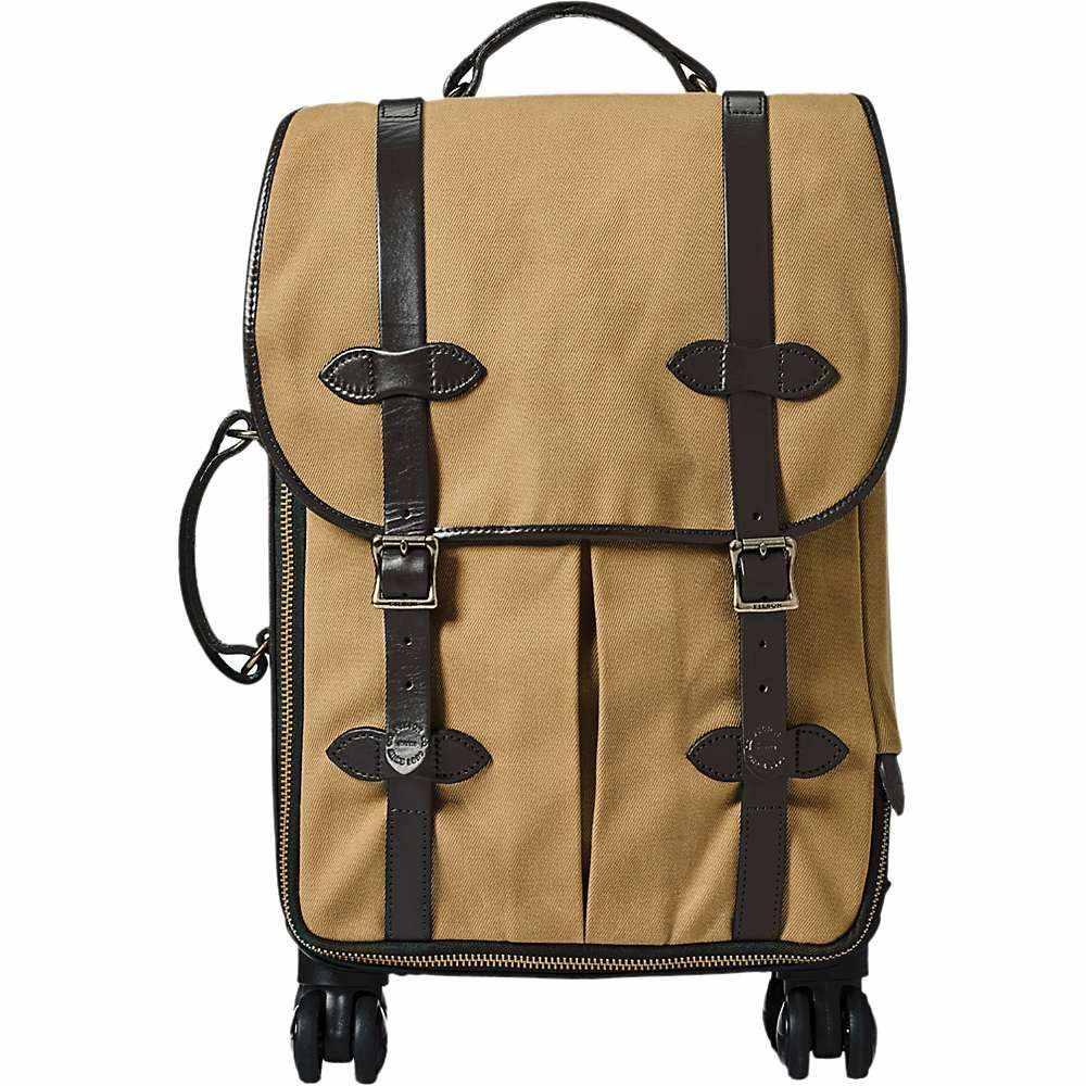 フィルソン Filson ユニセックス スーツケース・キャリーバッグ バッグ【rolling 4 wheel carry on bag】Tan