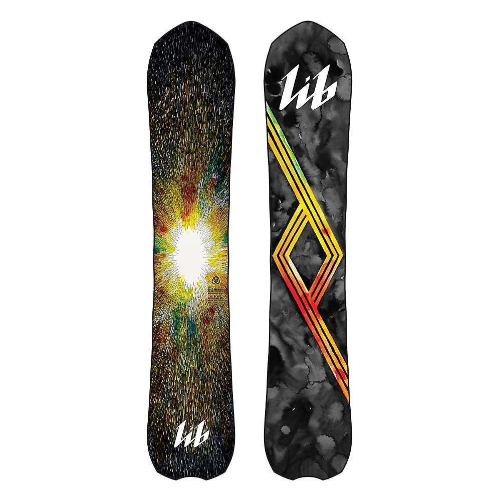 リブテック Lib Tech ユニセックス スキー・スノーボード ボード・板【t-rice gold member fp snowboard】Winter