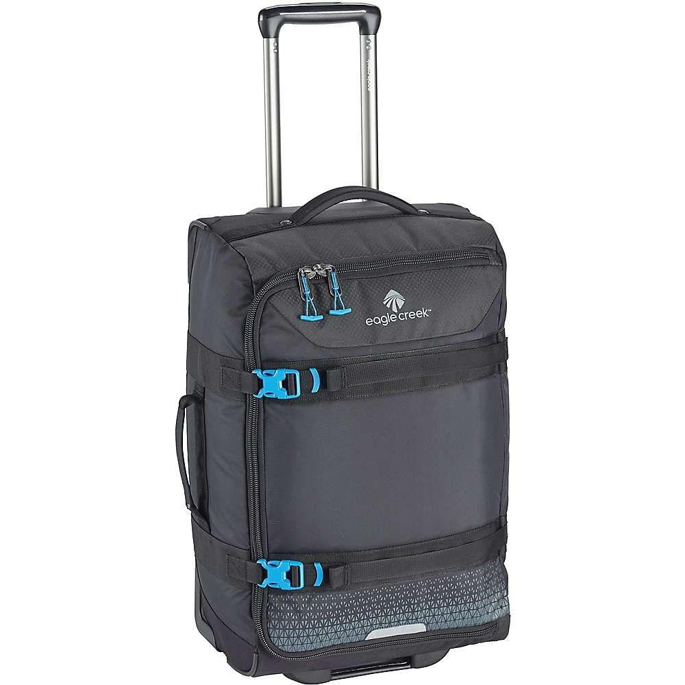 エーグルクリーク Eagle Creek ユニセックス スーツケース・キャリーバッグ バッグ【expanse wheeled carry on duffel bag】Black