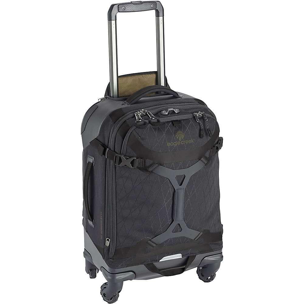 エーグルクリーク Eagle Creek ユニセックス スーツケース・キャリーバッグ バッグ【gear warrior 4-wheel carry on travel pack】Jet Black