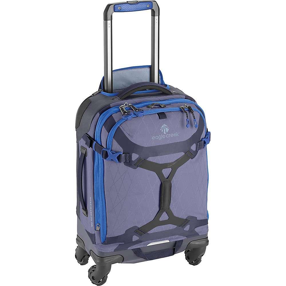 エーグルクリーク Eagle Creek ユニセックス スーツケース・キャリーバッグ バッグ【gear warrior 4-wheel international travel pack】Arctic Blue