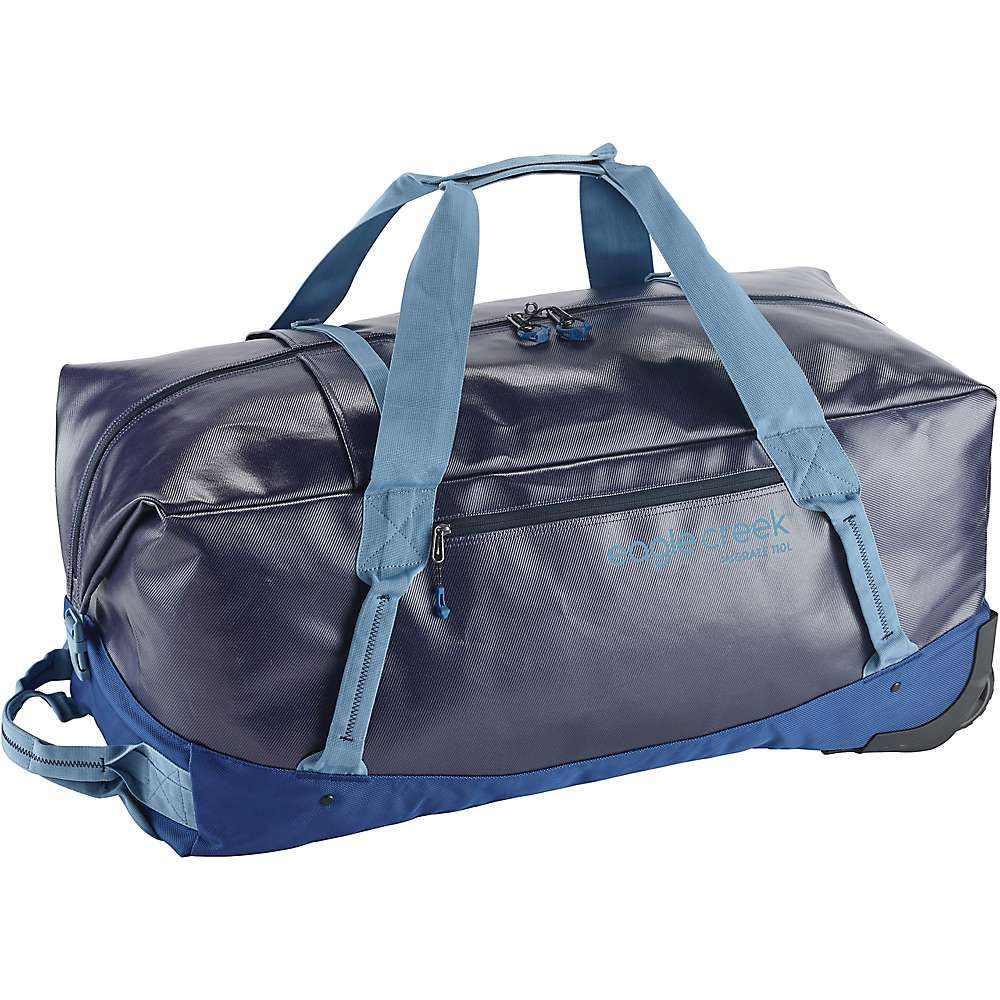 エーグルクリーク Eagle Creek ユニセックス スーツケース・キャリーバッグ バッグ【migrate wheeled 110l duffel bag】Arctic Blue