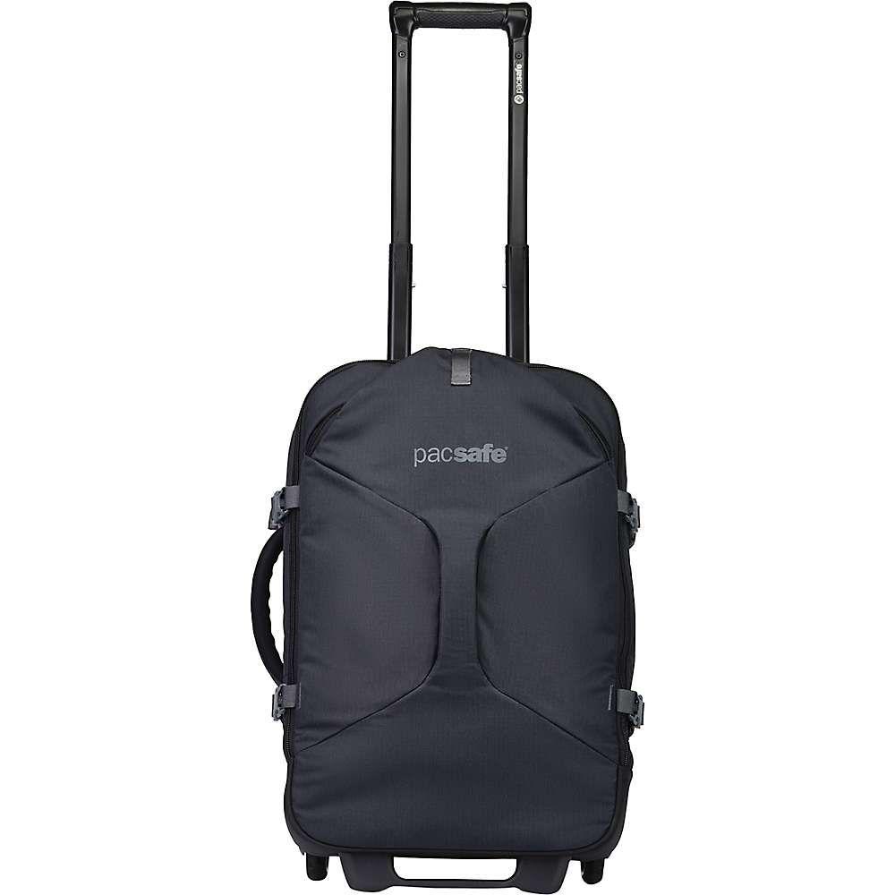 パックセイフ Pacsafe ユニセックス スーツケース・キャリーバッグ バッグ【venturesafe exp21 whelled carry-on】Black