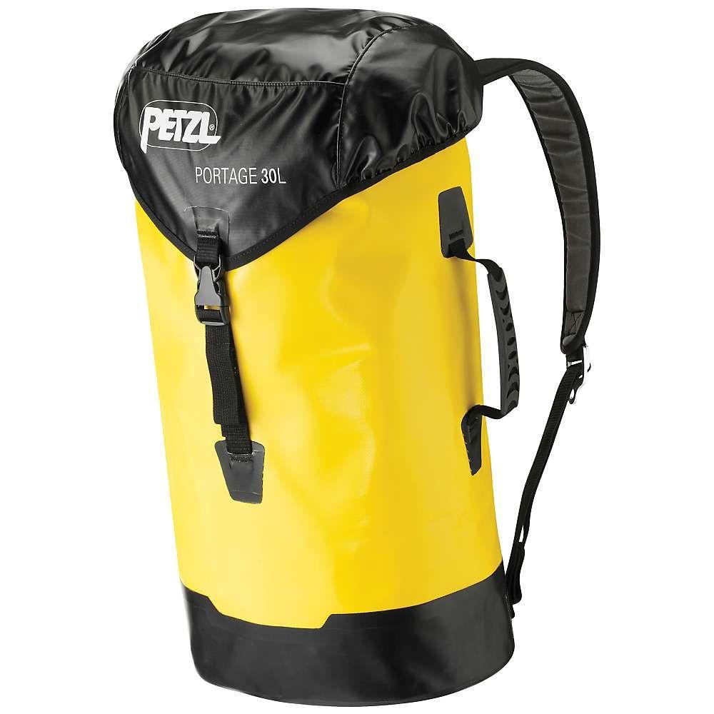 ペツル Petzl ユニセックス クライミング 【portage pack】Yellow/Black