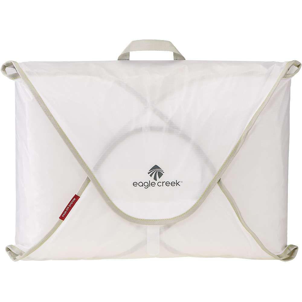 エーグルクリーク Eagle Creek ユニセックス バッグ 【pack-it specter garment folder large bag】White/Strobe