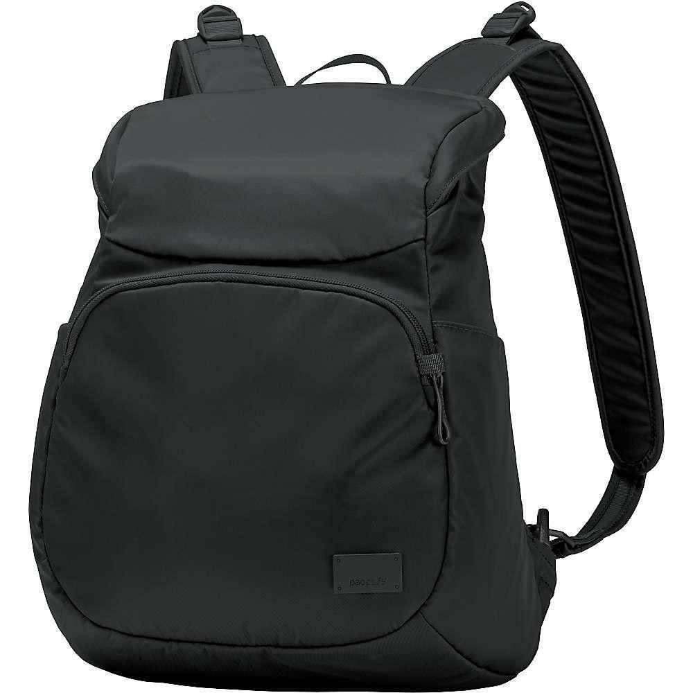 パックセイフ Pacsafe ユニセックス ハイキング・登山 バックパック・リュック【citysafe cs300 anti-theft compact backpack】Black