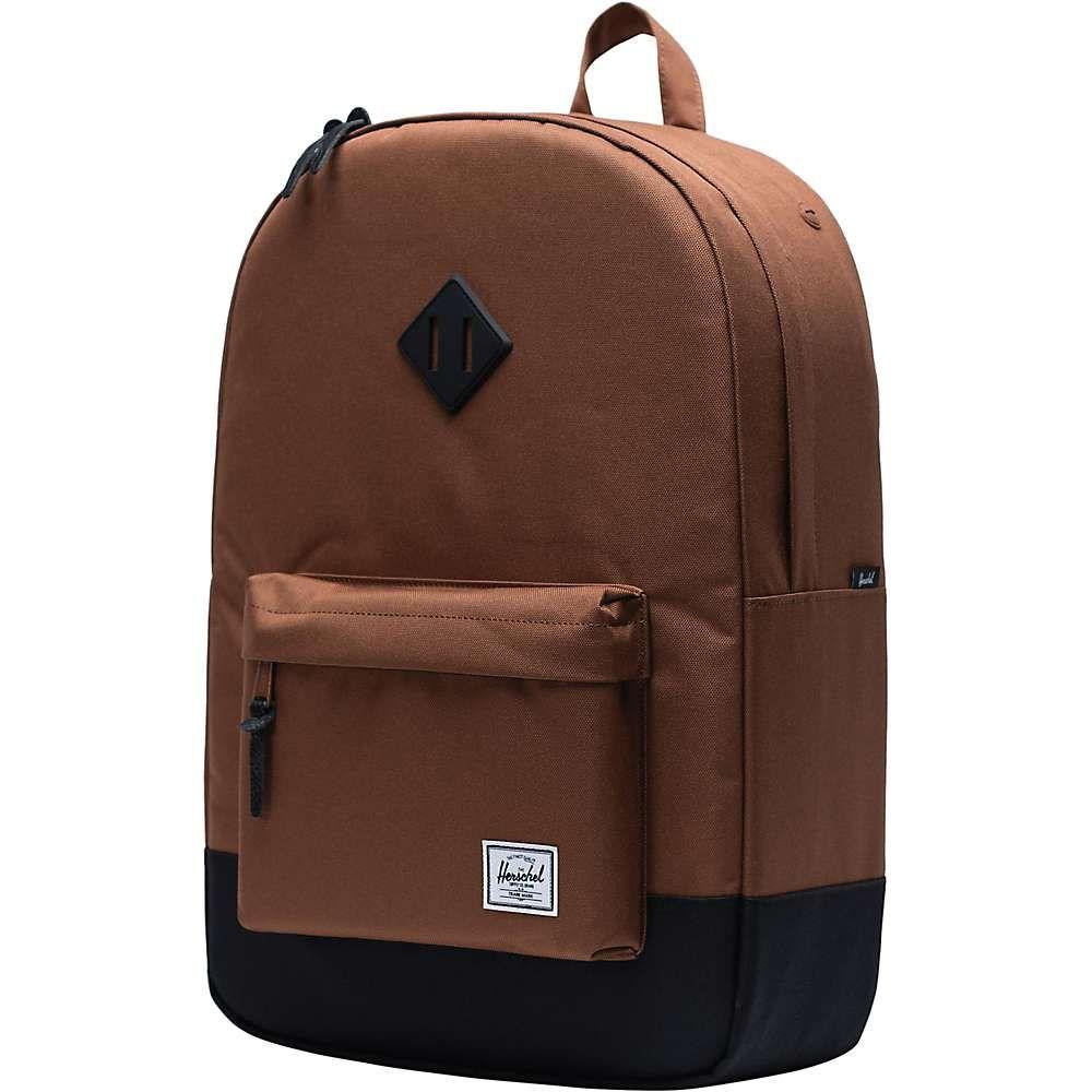 ハーシェル サプライ Herschel Supply Co ユニセックス ハイキング・登山 バックパック・リュック【heritage backpack】Saddle Brown/Black