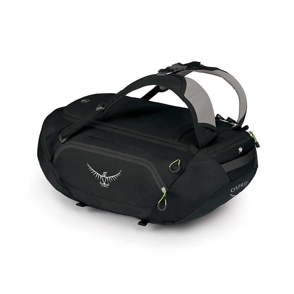 オスプレー Osprey ユニセックス ボストンバッグ・ダッフルバッグ バッグ【trailkit duffel】Anthracite Black