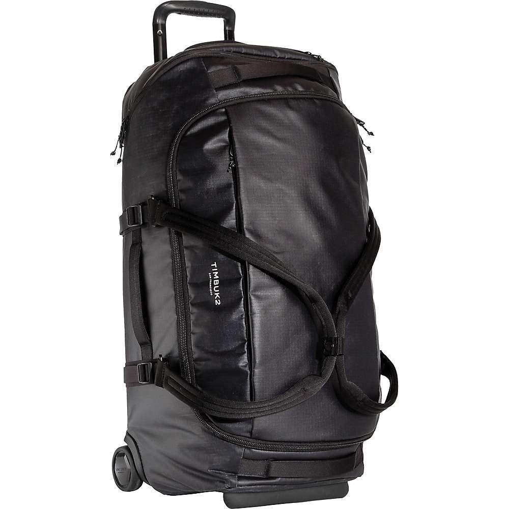 ティンバックツー Timbuk2 ユニセックス スーツケース・キャリーバッグ バッグ【quest rolling duffel bag】Jet Black