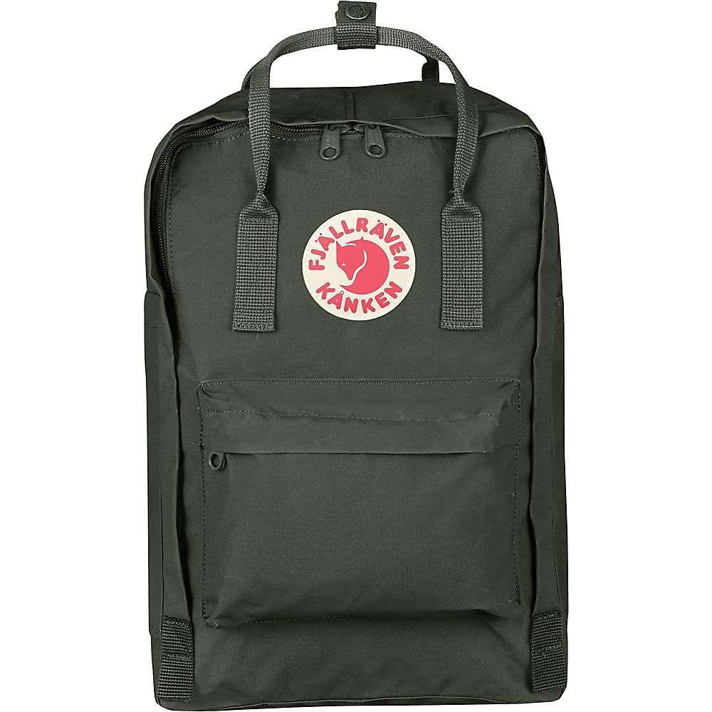 フェールラーベン Fjallraven ユニセックス パソコンバッグ カンケン バッグ【kanken 15 inch laptop bag】Deep Forest