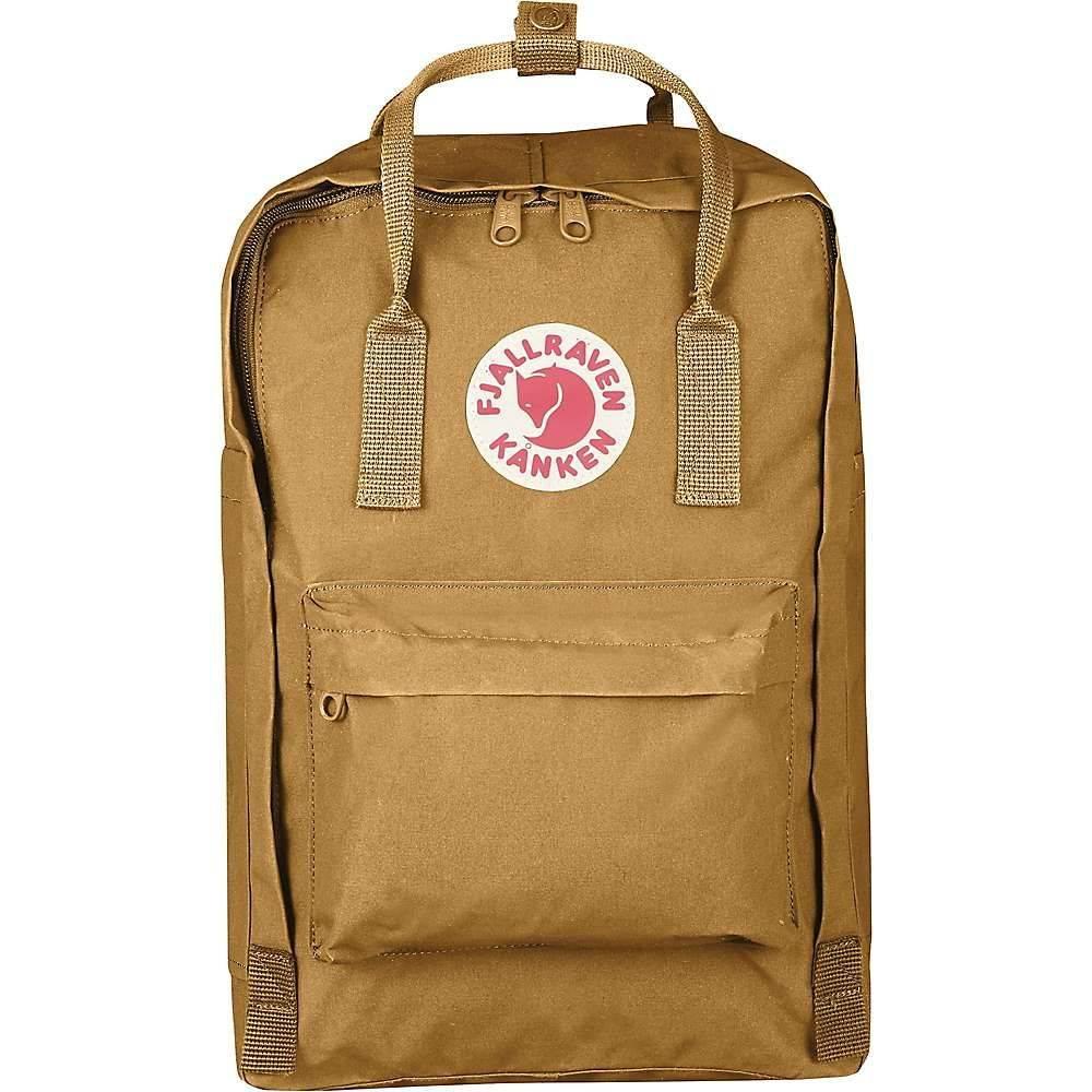 フェールラーベン Fjallraven ユニセックス パソコンバッグ カンケン バッグ【kanken 15 inch laptop bag】Acorn