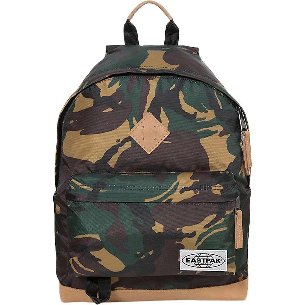 イーストパック Eastpak ユニセックス ハイキング・登山 バックパック・リュック【wyoming pack】Into Camo
