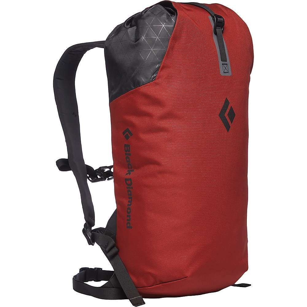 ブラックダイヤモンド Black Diamond ユニセックス クライミング バックパック・リュック【rock blitz 15 backpack】Red Oxide