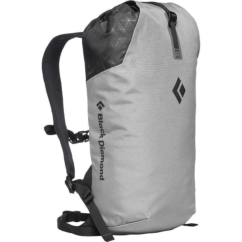 ブラックダイヤモンド Black Diamond ユニセックス クライミング バックパック・リュック【rock blitz 15 backpack】Alloy