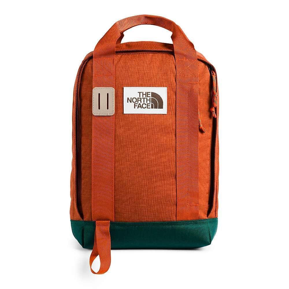 ザ ノースフェイス The North Face ユニセックス トートバッグ バッグ【tote pack】Picante Red Dark Heather/Night Green