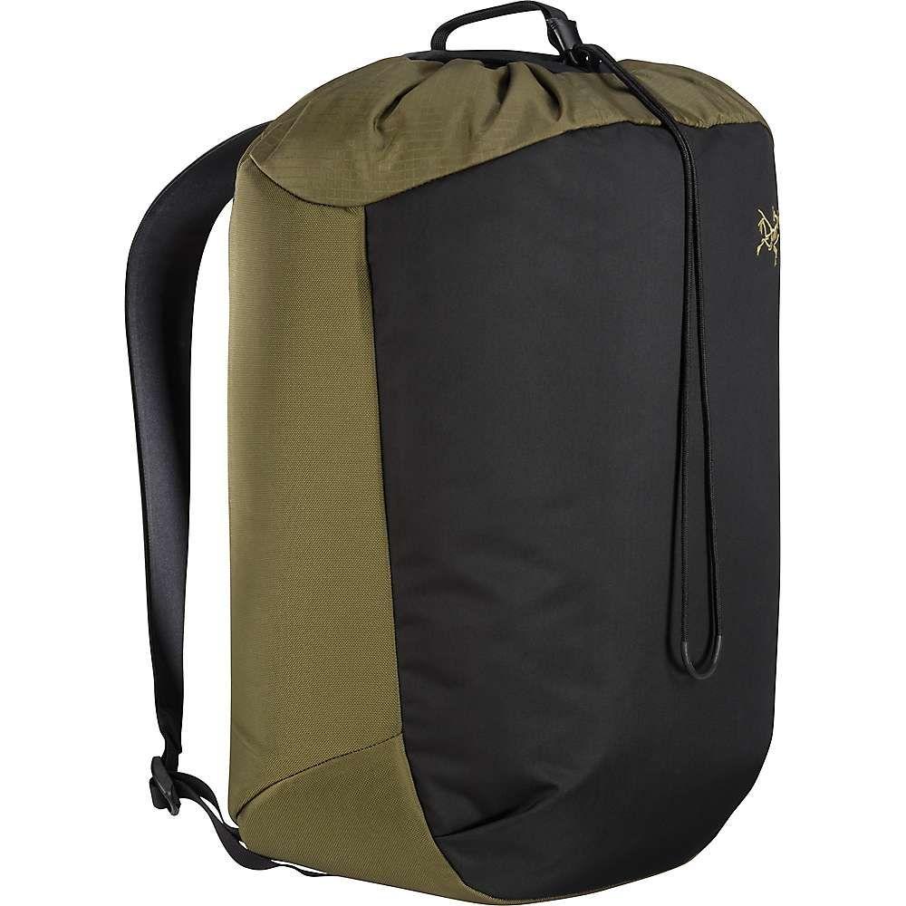 アークテリクス Arcteryx ユニセックス ハイキング・登山 バケットバッグ バッグ バックパック・リュック【arro 20 bucket bag】Wildwood