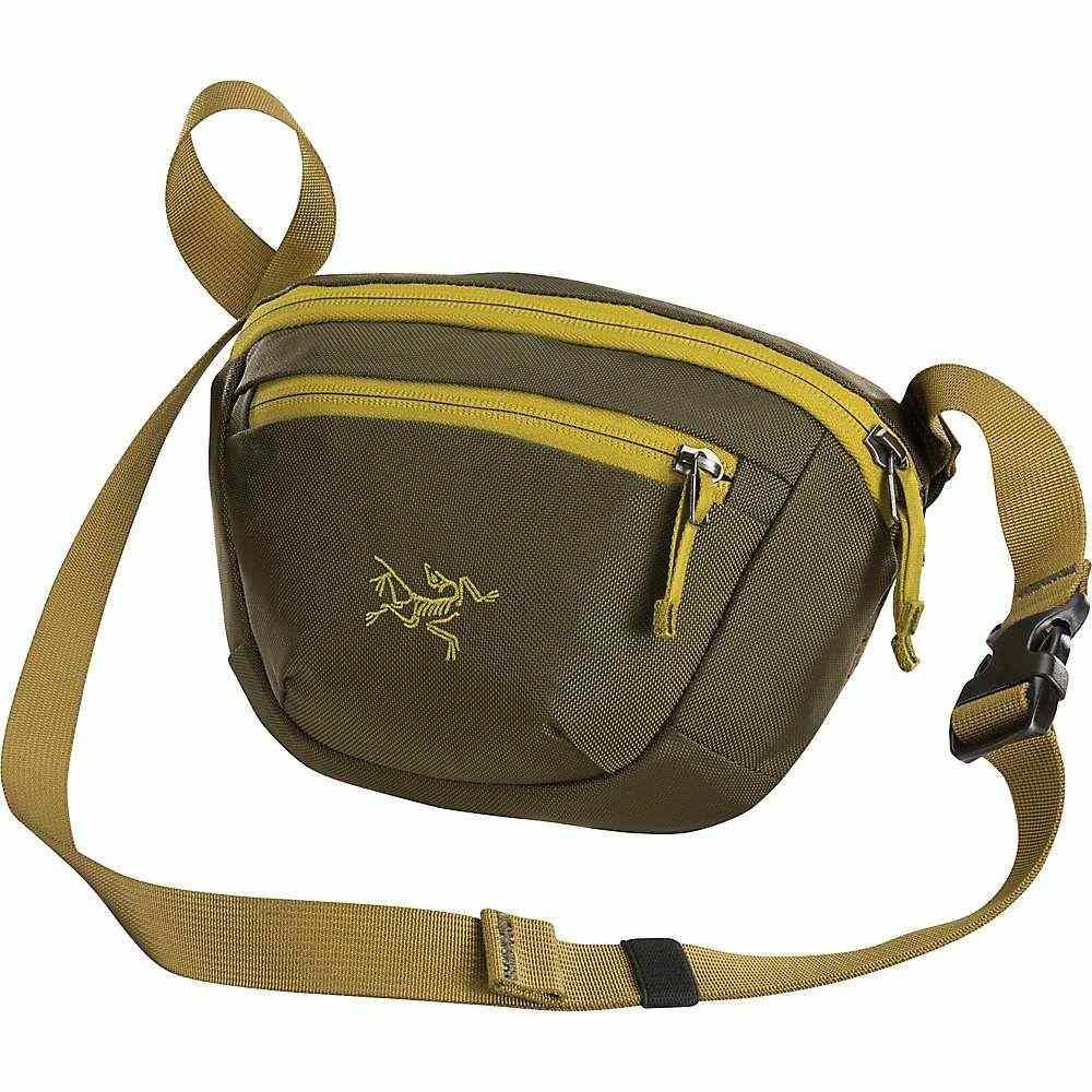 アークテリクス Arcteryx ユニセックス ボディバッグ・ウエストポーチ ウエストバッグ バッグ【maka 1 waistpack】Bushwhack