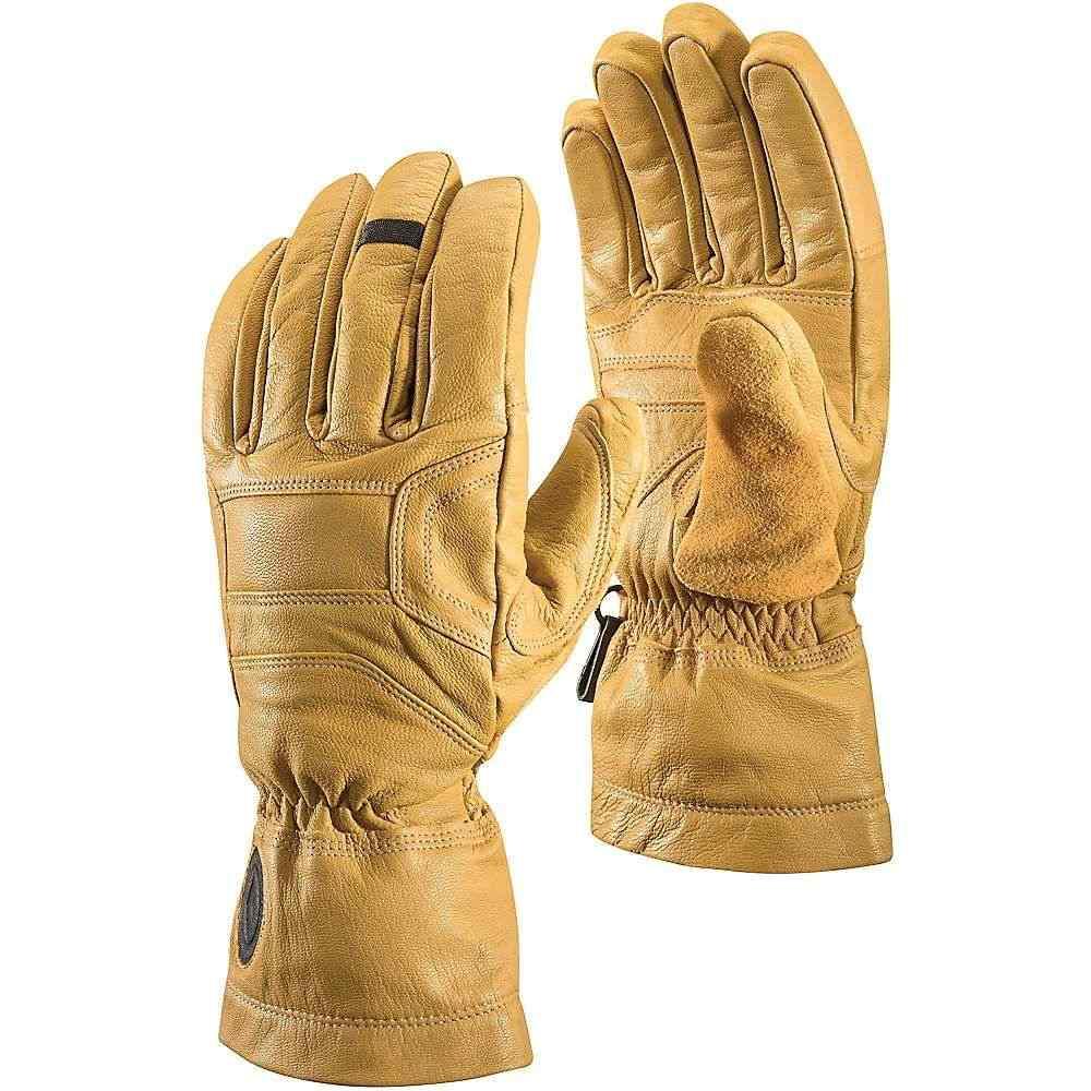 ブラックダイヤモンド Black Diamond ユニセックス 手袋・グローブ 【kingpin glove】Natural
