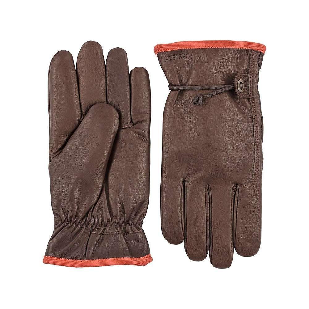 ヘスタ Hestra ユニセックス 手袋・グローブ 【reidar glove】Dark Brown