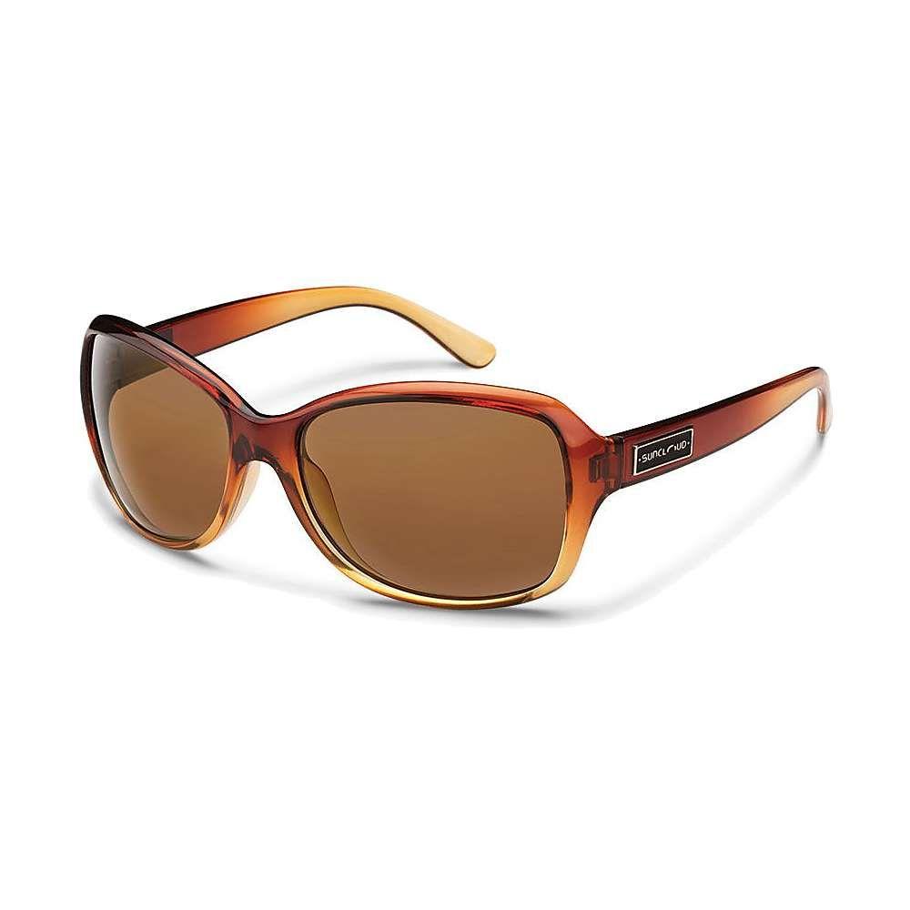 サンクラウド Suncloud ユニセックス メガネ・サングラス 【mosaic polarized sunglasses】Brown Fade/Brown Polarized