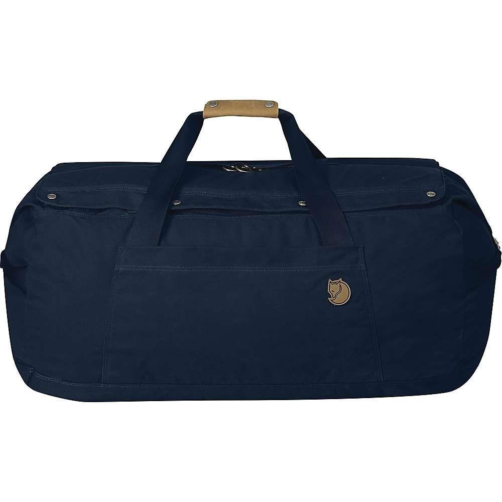 フェールラーベン Fjallraven ユニセックス ボストンバッグ・ダッフルバッグ バッグ【no.6 large duffel bag】Navy