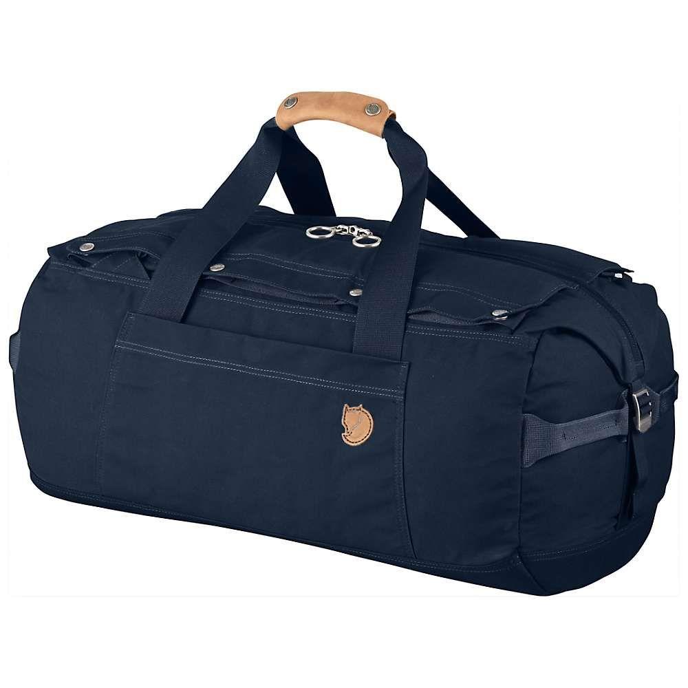 フェールラーベン Fjallraven ユニセックス ボストンバッグ・ダッフルバッグ バッグ【no.6 small duffel bag】Navy