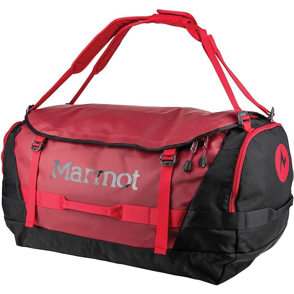 マーモット Marmot ユニセックス ボストンバッグ・ダッフルバッグ バッグ【long hauler duffel bag】Brick/Black