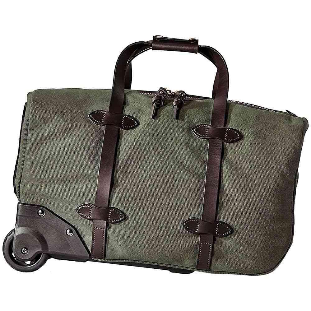 フィルソン Filson ユニセックス スーツケース・キャリーバッグ バッグ【rolling duffle bag】Otter Green