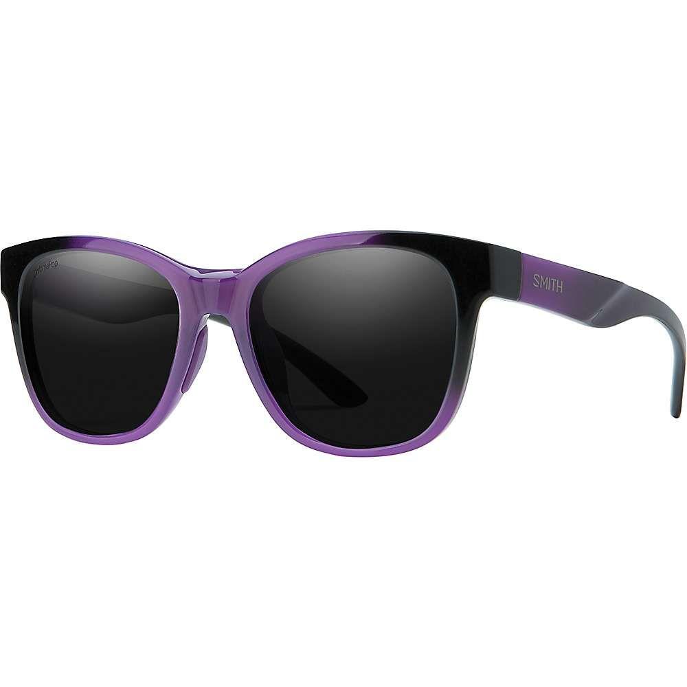 スミス Smith ユニセックス メガネ・サングラス 【caper sunglasses】Violet Spray/Sun Black