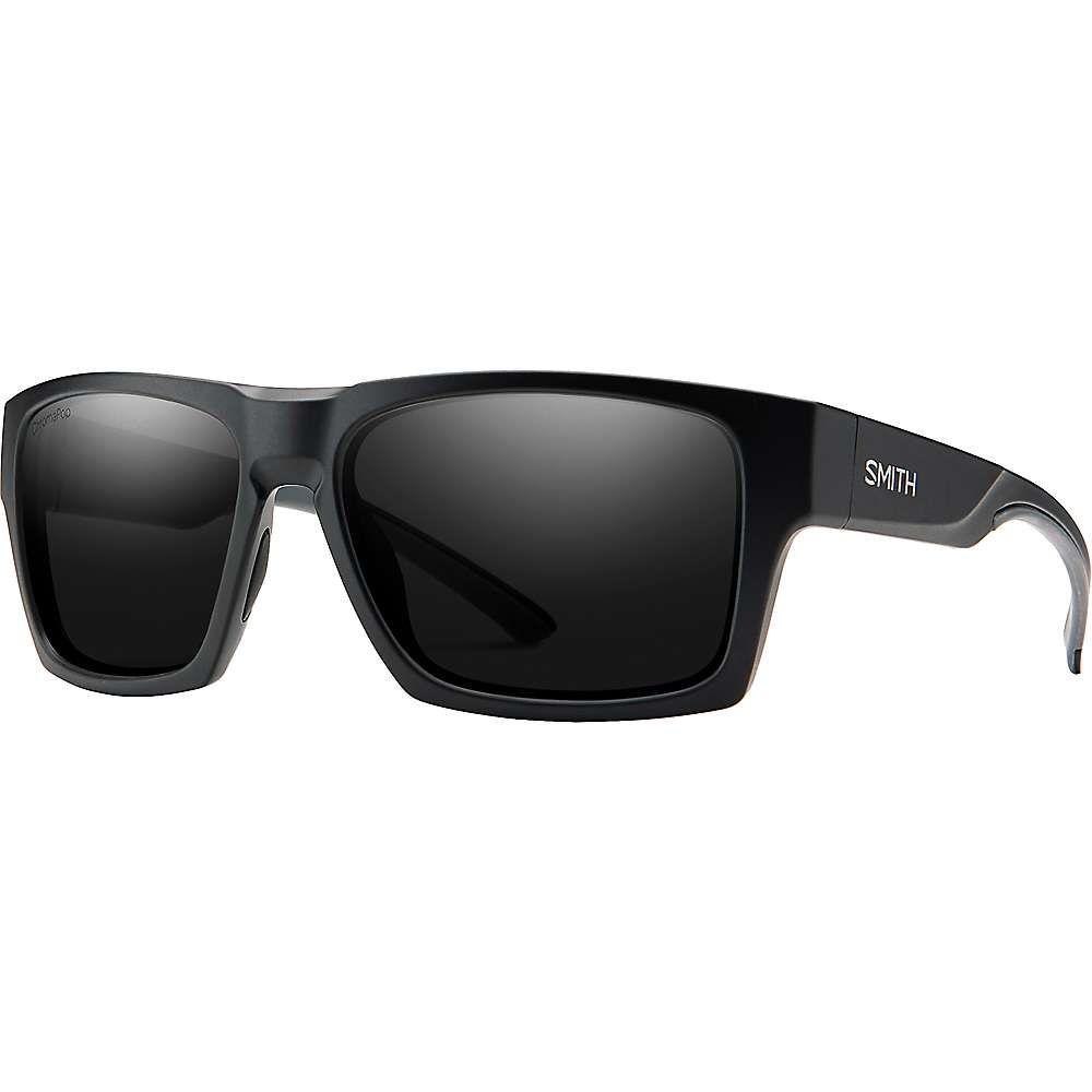 スミス Smith ユニセックス メガネ・サングラス 【outlier 2 xl polarized sunglasses】Matte Black/ChromaPop Polarized Black