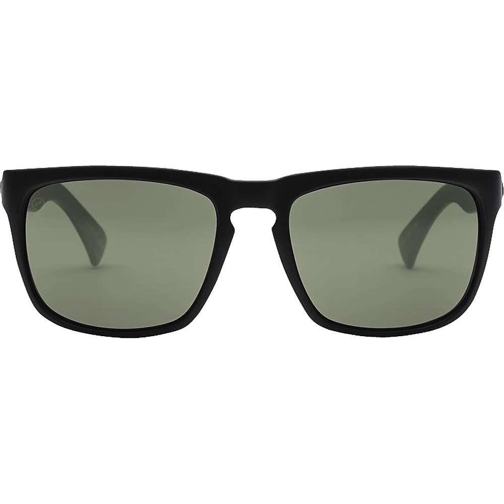 エレクトリック Electric ユニセックス メガネ・サングラス 【knoxville polarized sunglasses】Matte Black/Ohm Polarized Grey
