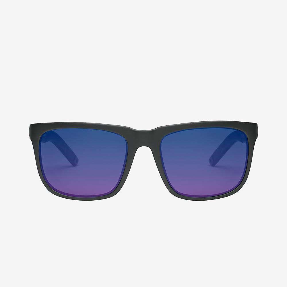 エレクトリック Electric ユニセックス メガネ・サングラス 【knoxville s polarized sunglasses】Matte Black/Ohm+ Plr Blue