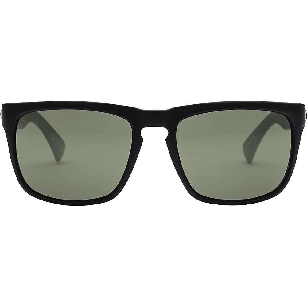 エレクトリック Electric ユニセックス メガネ・サングラス 【knoxville sunglasses】Matte Black/Ohm Grey