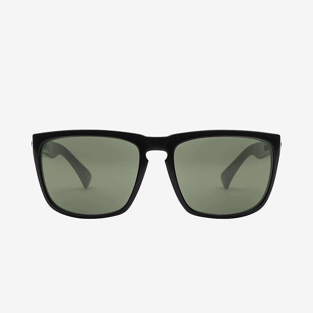 エレクトリック Electric ユニセックス メガネ・サングラス 【knoxville xl polarized sunglasses】Gloss Black/Glass Polarized Grey
