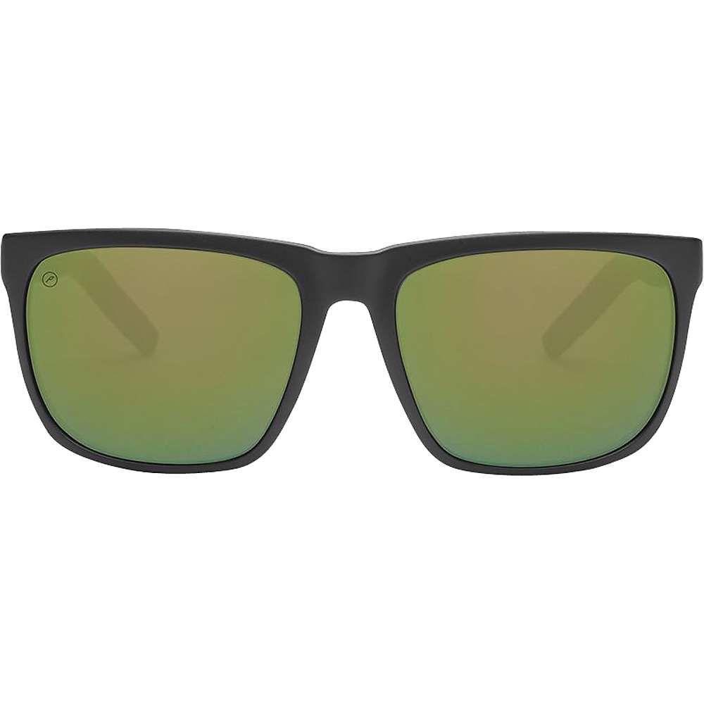 エレクトリック Electric ユニセックス メガネ・サングラス 【knoxville xl s polarized sunglasses】Matte Black/Ohm+ Plr Brz (Grn)