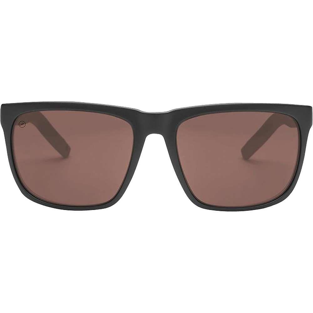 エレクトリック Electric ユニセックス メガネ・サングラス 【knoxville xl s polarized sunglasses】Matte Black/Ohm+ Polarized Rose