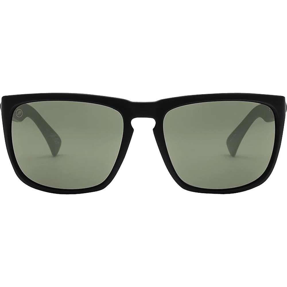エレクトリック Electric ユニセックス メガネ・サングラス 【knoxville xl sunglasses】Matte Black/Ohm Grey