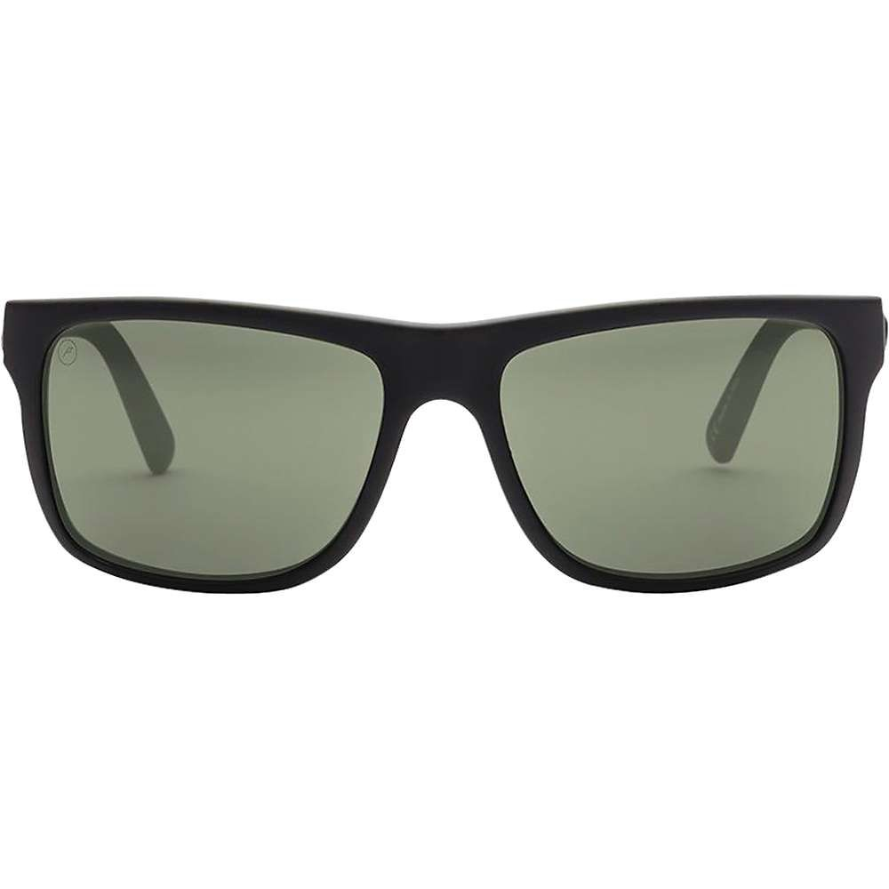 エレクトリック Electric ユニセックス メガネ・サングラス 【swingarm polarized sunglasses】Matte Black/Ohm Polarized Grey