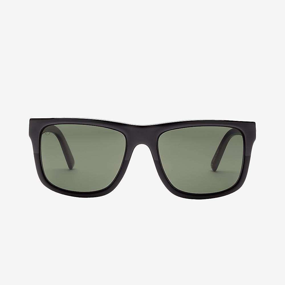 エレクトリック Electric ユニセックス メガネ・サングラス 【swingarm xl polarized sunglasses】Vader/Polarized Grey