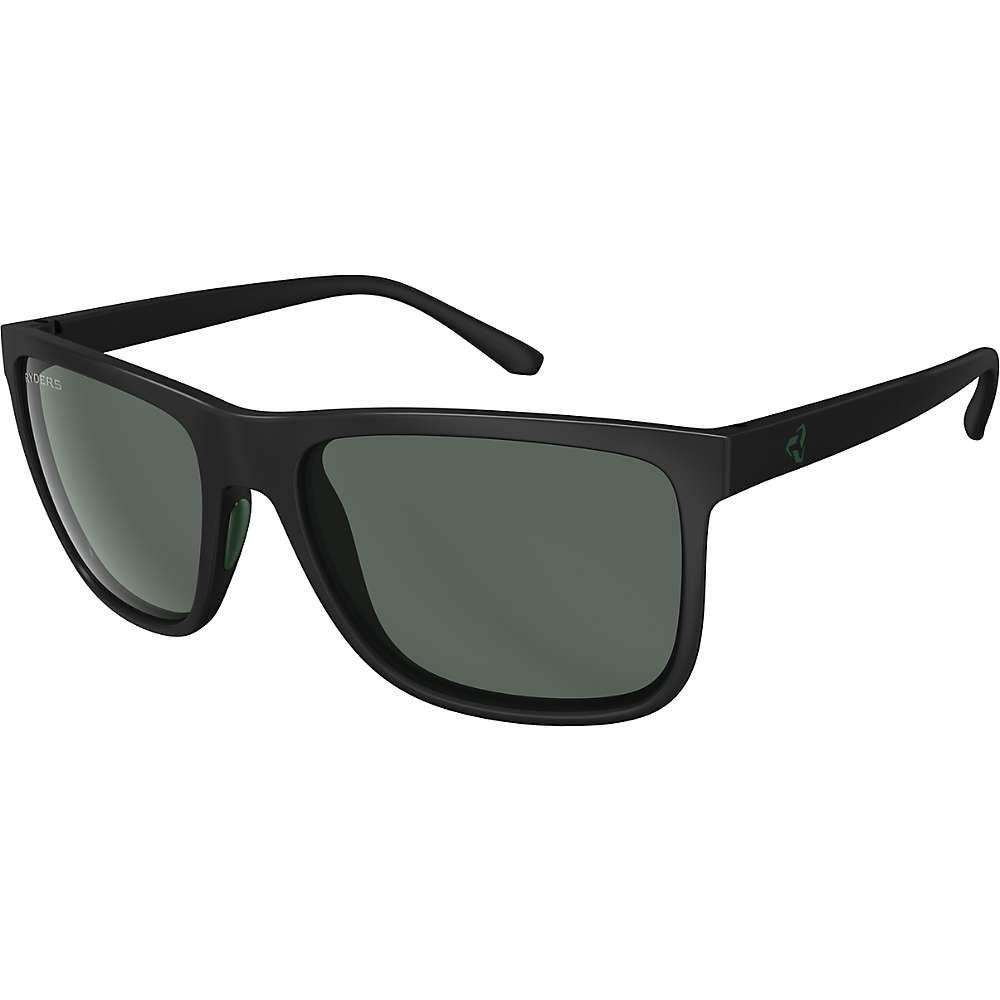ライダーズ アイウェア Ryders Eyewear ユニセックス メガネ・サングラス 【jackson polarized sunglasses】Polarized Black/Green/Green