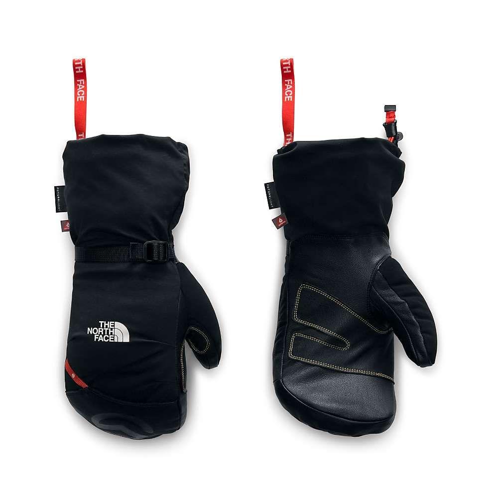 ザ ノースフェイス The North Face ユニセックス クライミング グローブ【summit futurelight belay mitts】TNF Black