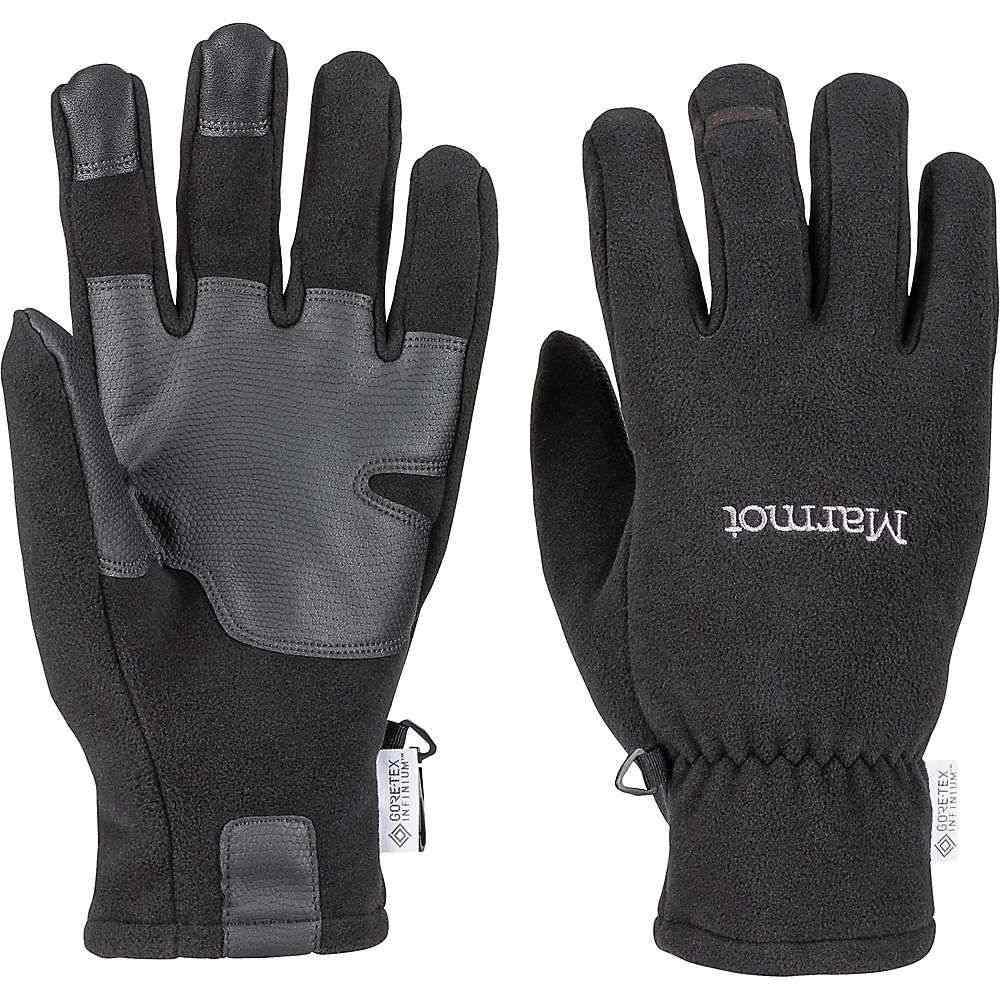 マーモット Marmot ユニセックス 手袋・グローブ 【infinium windstopper glove】Black