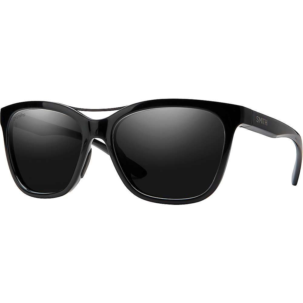 スミス Smith ユニセックス メガネ・サングラス 【cavalier chromapop polarized sunglasses】Black/ChromaPop Polarized Black