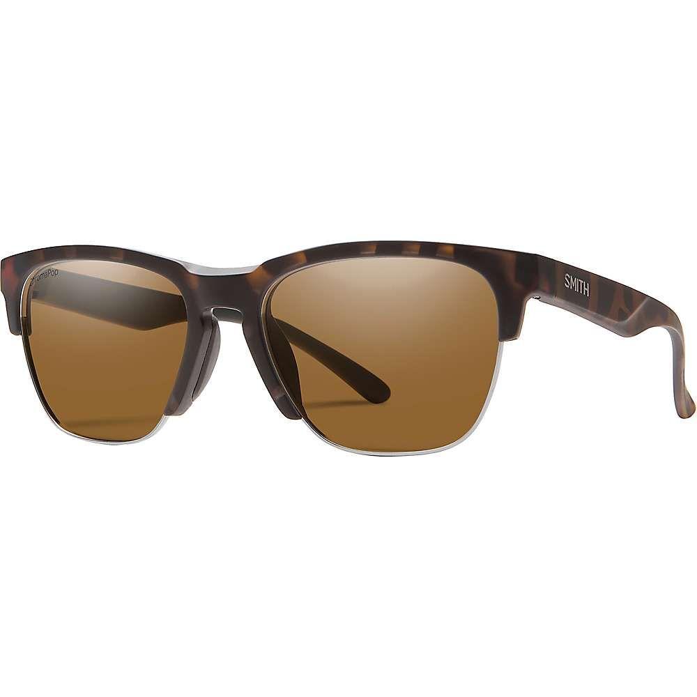 スミス Smith ユニセックス メガネ・サングラス 【haywire chromapop polarized sunglasses】Matte Havana/ChromaPop Polarized Brown