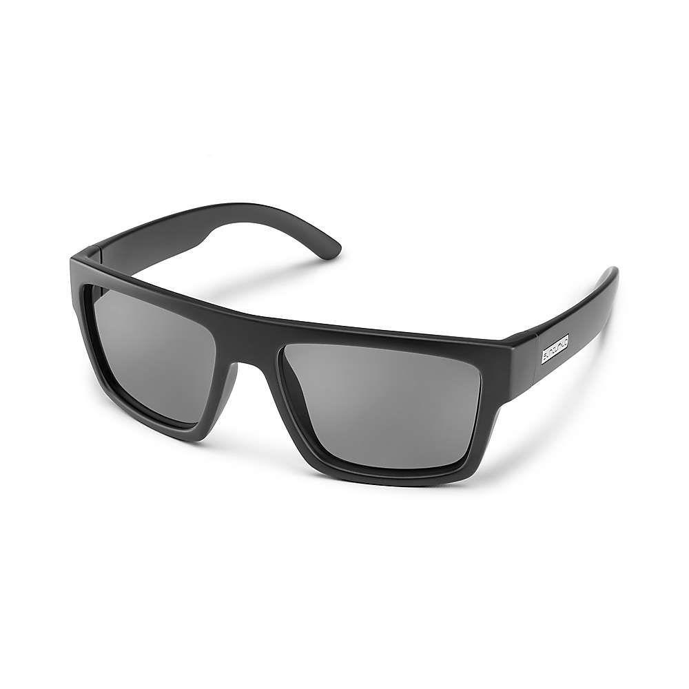 サンクラウド Suncloud ユニセックス メガネ・サングラス 【flatline sunglasses】Matte Black/Gray