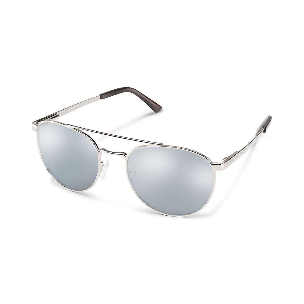 サンクラウド Suncloud ユニセックス メガネ・サングラス 【motorist sunglasses】Silver/Silver Mirror
