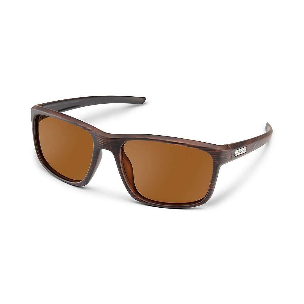 サンクラウド Suncloud ユニセックス メガネ・サングラス 【respek sunglasses】Burnished Brown/Brown