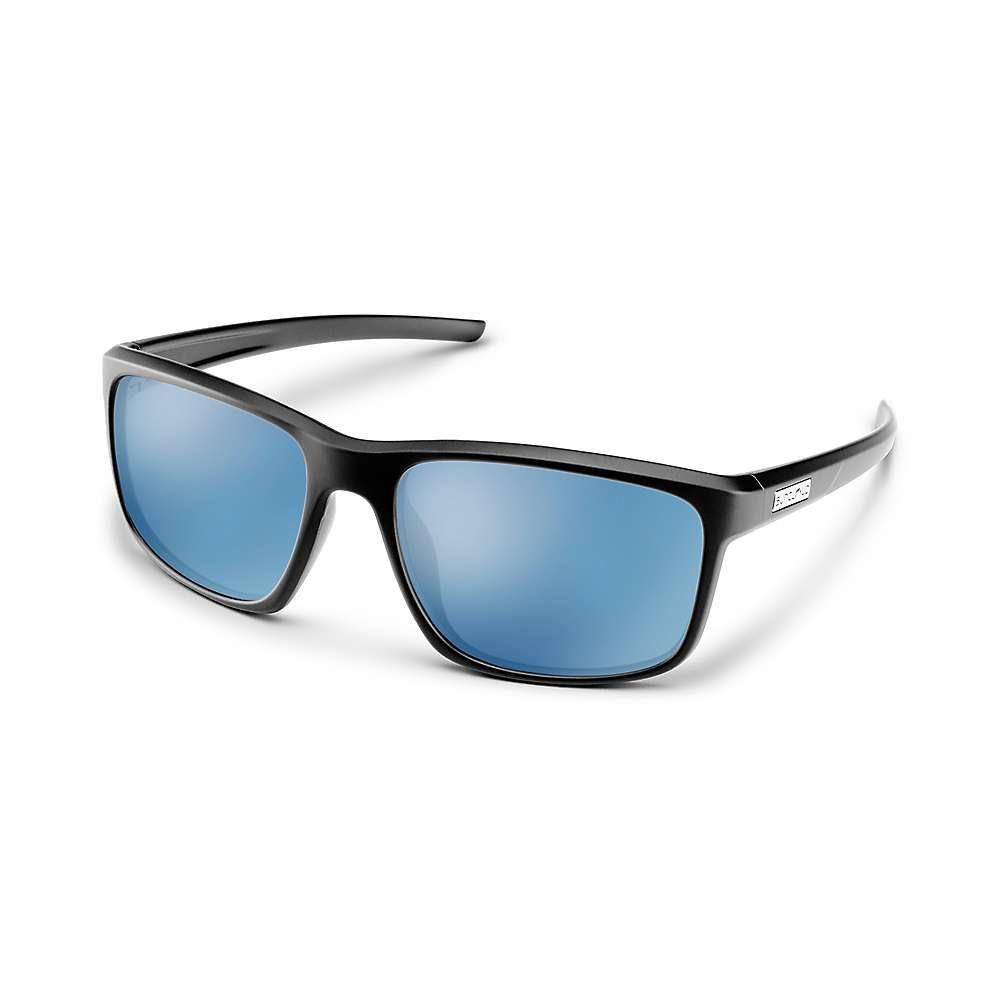 サンクラウド Suncloud ユニセックス メガネ・サングラス 【respek sunglasses】Black/Blue Mirror