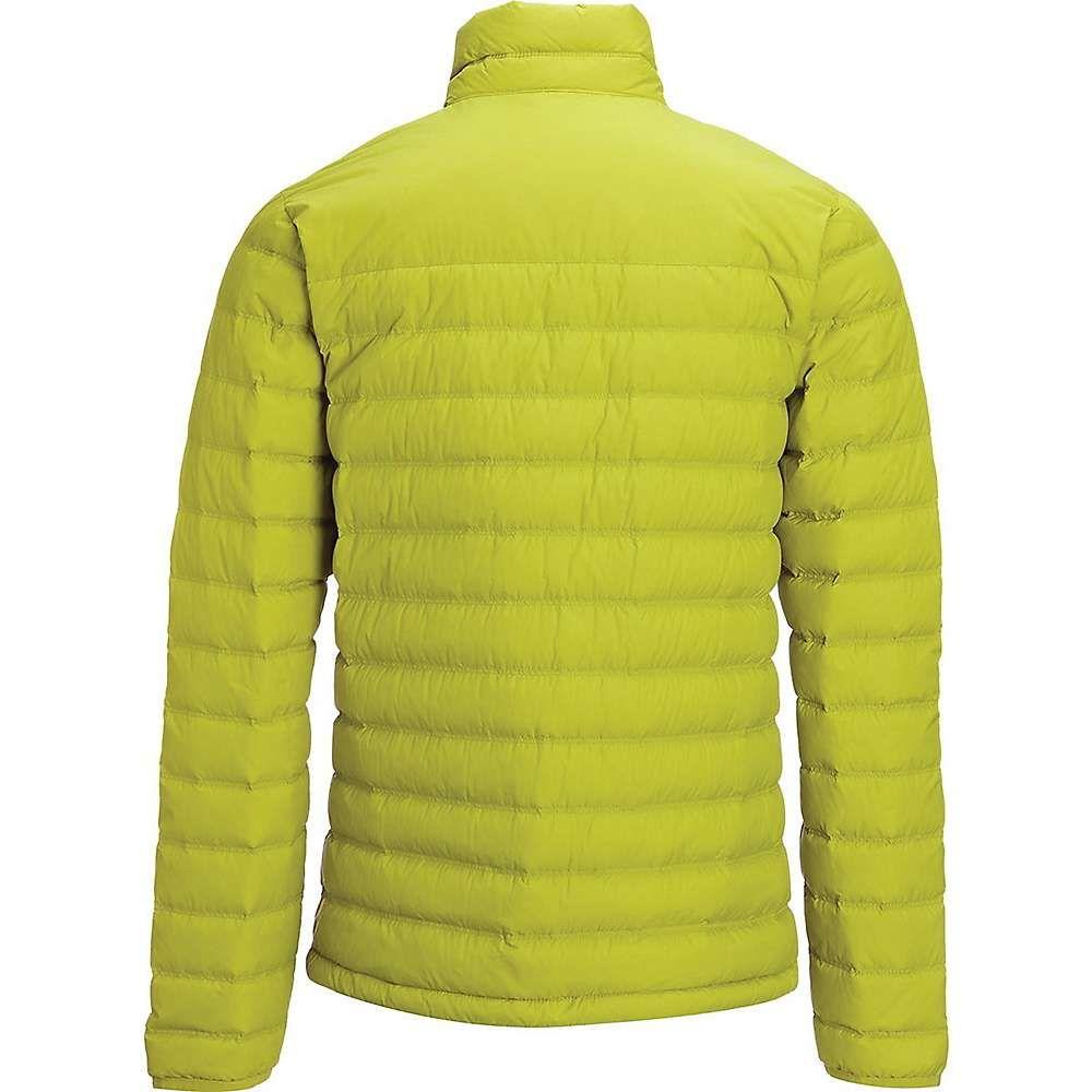 マウンテンハードウェア Mountain Hardwear メンズ ダウン・中綿ジャケット アウター【dynotherm down jacket】Dark Citron